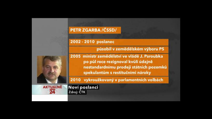 Video Rozhovor s Petrem Zgarbou