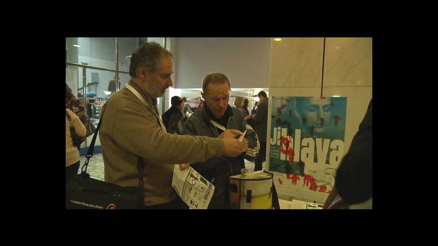 Video Dokument - festival Jihlava 2012 zahajuje