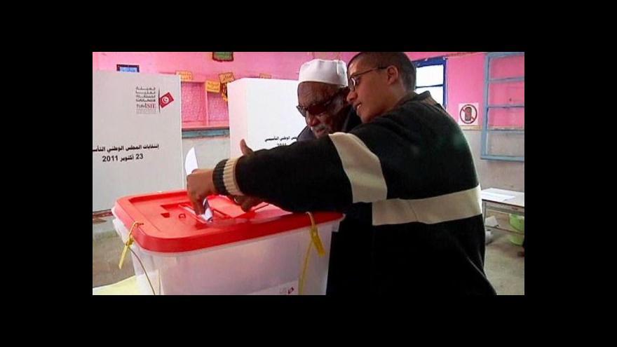 Video Tunisko rok po volbách