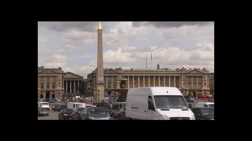 Video Paříž se vrací k lodní dopravě