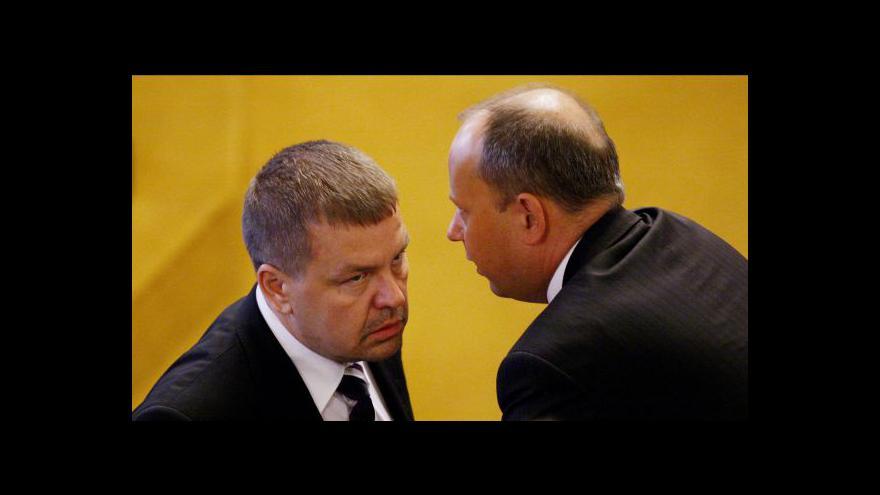 Video Rozhovor s Petrem Tluchořem