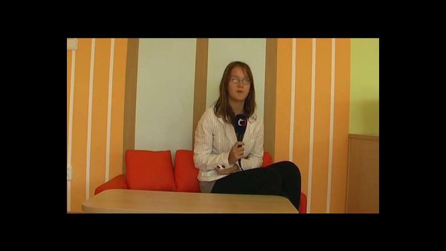 Video Reportáž Dominiky Johánkové