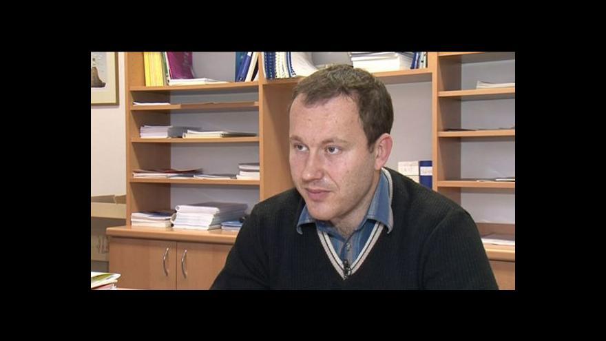 Video Hovoří Jindřich Frič z Centra dopravního výzkumu