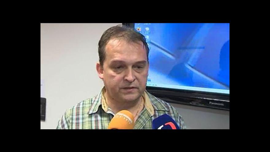 Video Hovoří Ivan Senčák, oddělení obecné kriminality Zlín