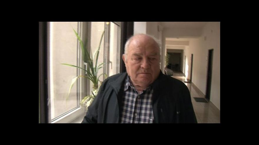 Video Statik Josef Havel o zřícení domu