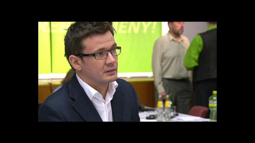 Video Rozhovor s Ondřejem Liškou