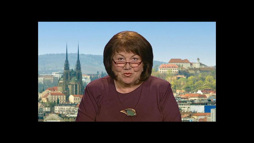 Video Rozhovor s Eliškou Wagnerovou