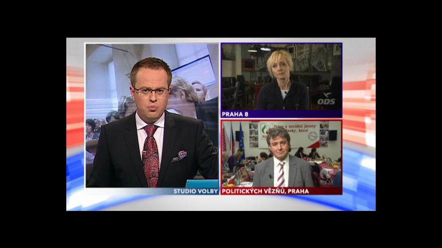 Video Rozhovor s Danielou Filipiovou a Jiřím Dolejšem
