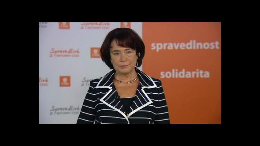 Video Rozhovor s Evou Sykovou