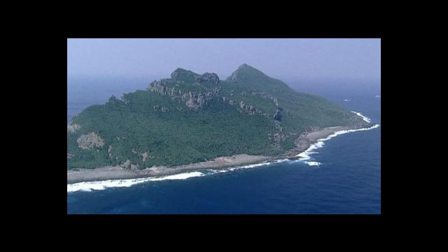 Video Čína pořádá cvičení u sporných ostrovů