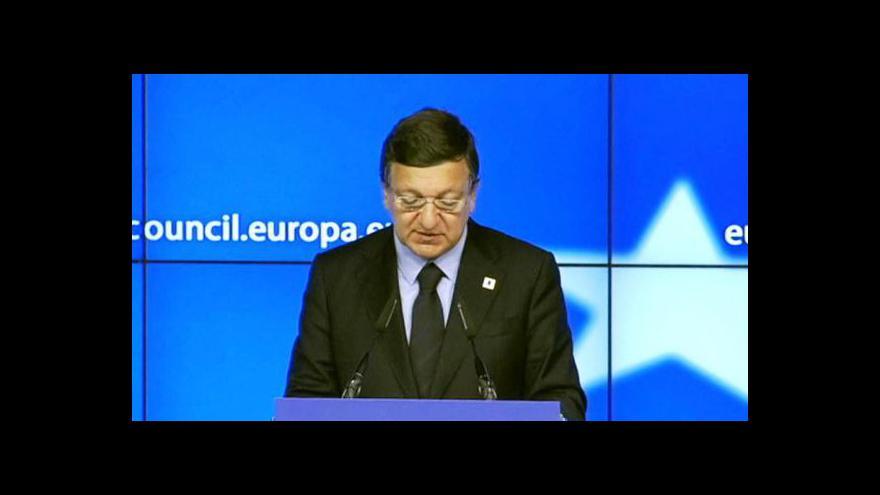 Video ČR chce zablokovat jednotný bankovní dohled v EU