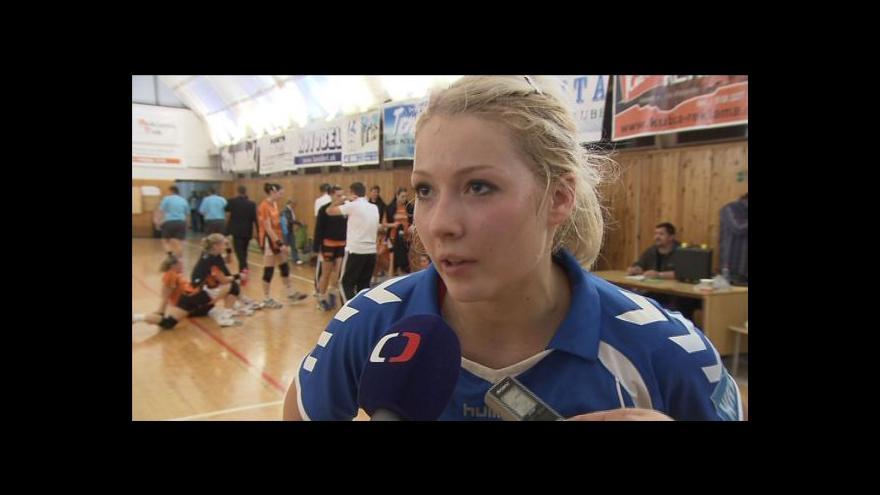 Video Rozhovor s Monikou Rajnohovou