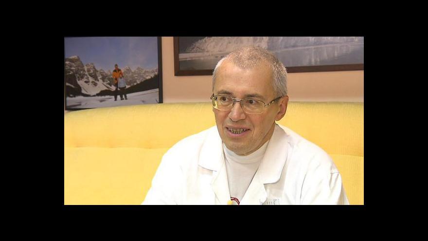 Video Rozhovor s Petrem Widimským