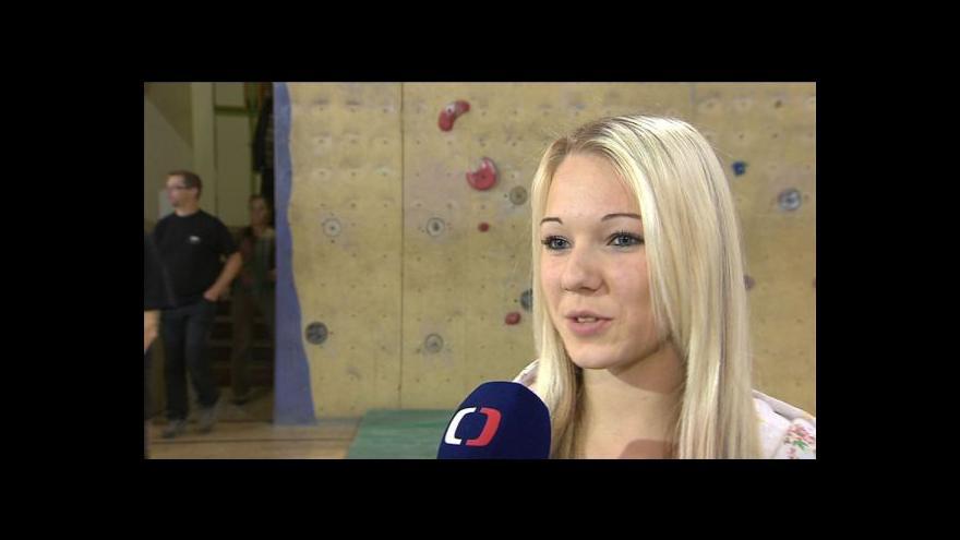 Video Rozhovor s mistryní republiky Andreou Pavlincovou