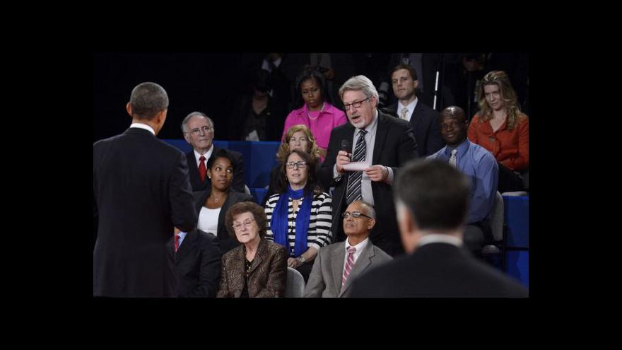 Video Obama: Budu mít menší důchod než Romney