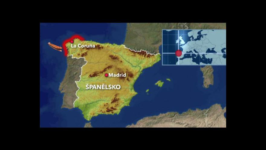 Video Kapitán tankeru Prestige stanul u španělského soudu