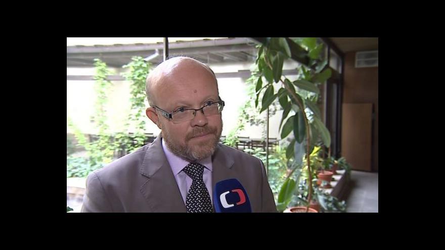 Video Rozhovor s novým krajským zastupitelem Vlastimilem Válkem (nez. za TOP 09/STAN)