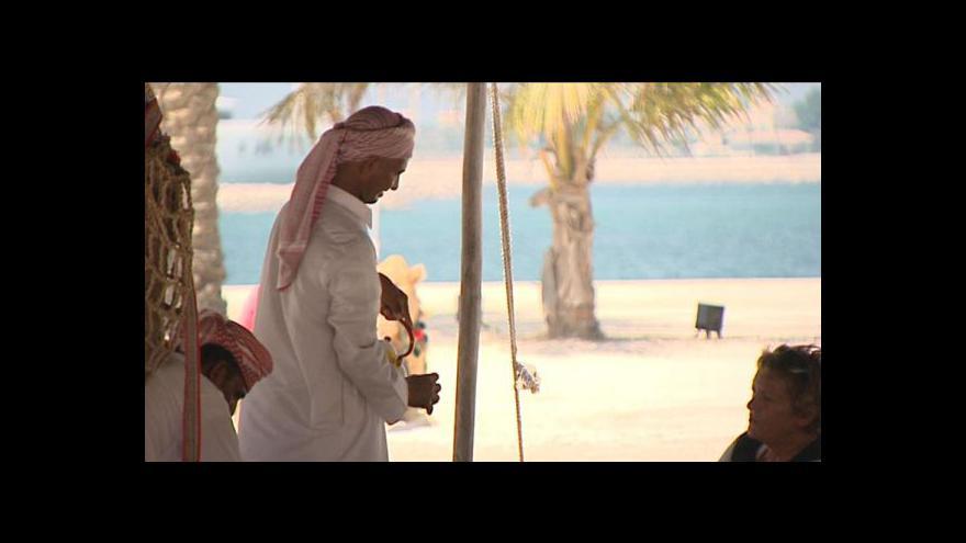 Video Zákaz kouření ničí v Saúdské Arábii tradiční zvyky