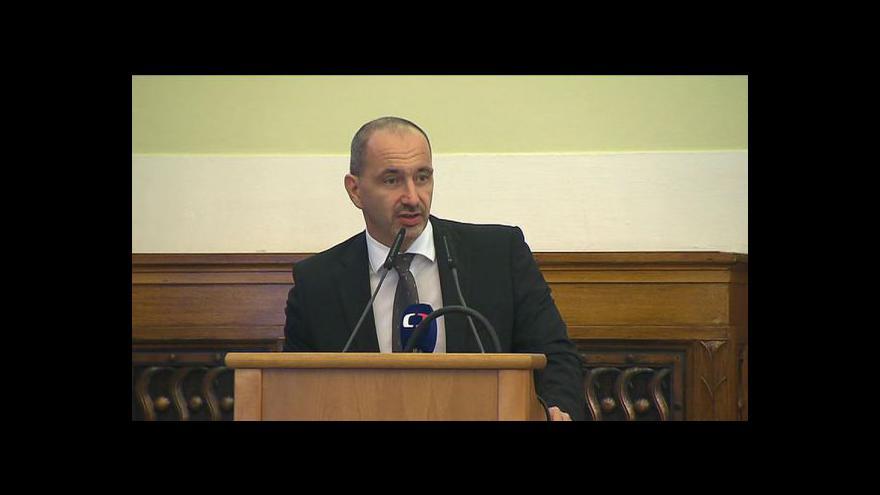 Video Tisková konference Komory administrátorů veřejných zakázek