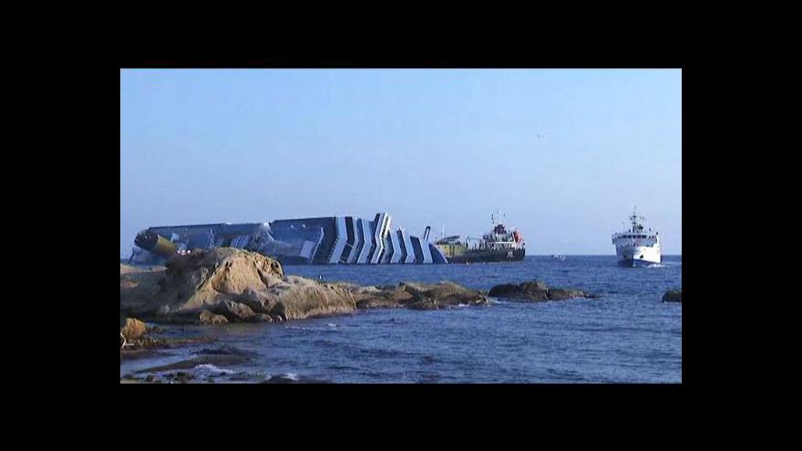 Video Pokračuje slyšení s kapitánem Schettinem
