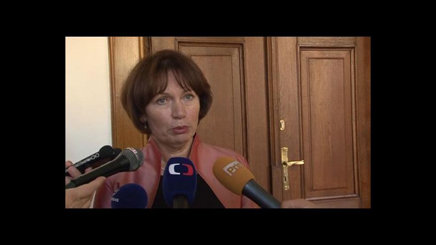 Video Státní zástupkyně Ludmila Doležalová o vraždě