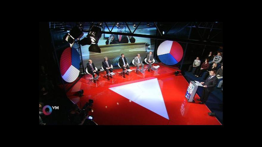 Video OVM o možných předčasných volbách