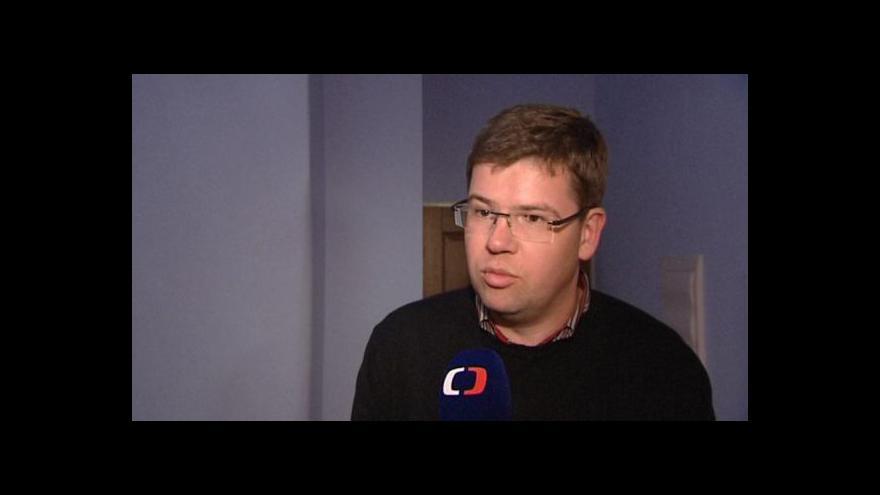 Video Jiří Pospíšil k volbám