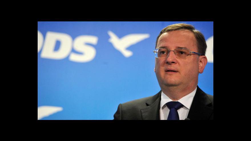 Video Rozhovor s Petrem Nečasem