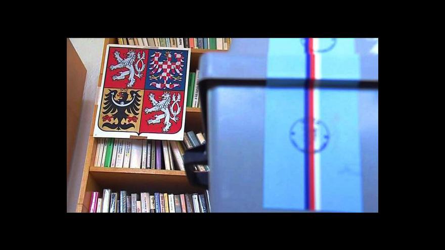 Video Volby tématem Událostí