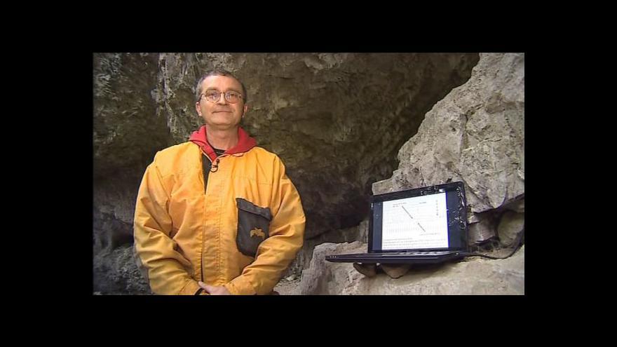 Video Josef Stemberk hovoří o objevech jeho týmu