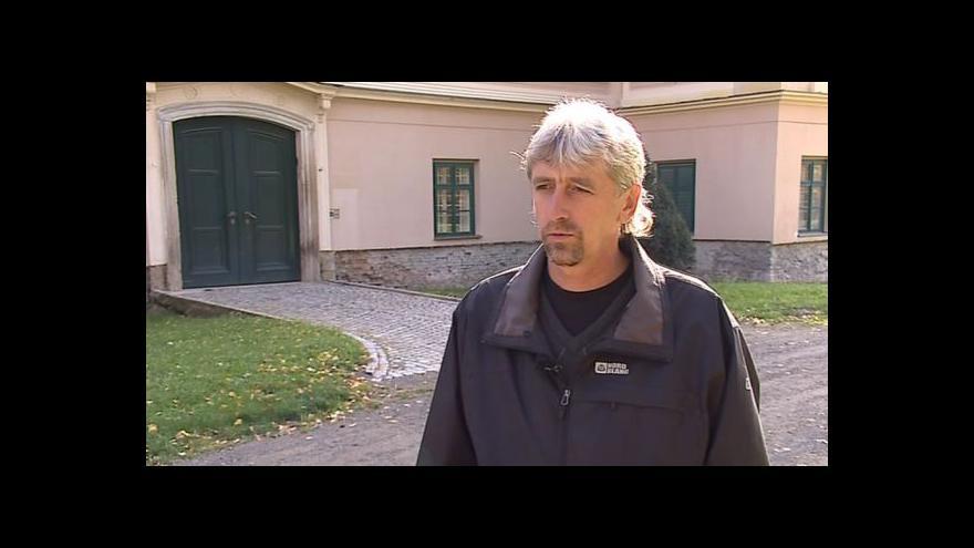 Video Starosta Čech pod Kosířem Milan Kiebel o rekonstrukci oranžerie