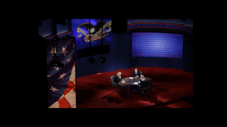 Video Viceprezidentská debata přinesla vzestup demokratů