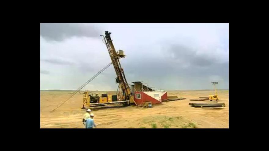 Video Mongolsko chce zbohatnout na surovinách