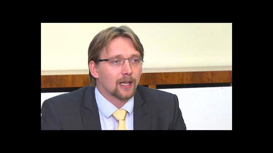 Video Brífink Pavla Dobeše o modernizaci přejezdů