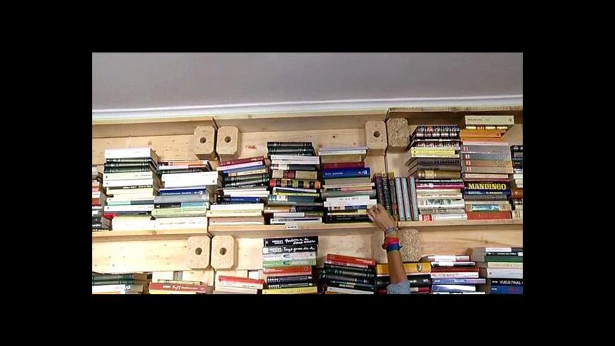Video Knihkupectví v Madridu