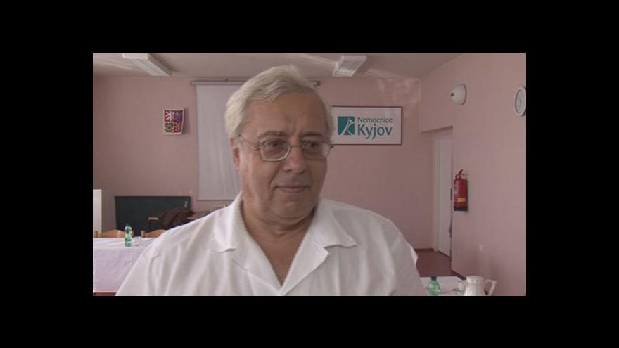 Video Rozhovor s ředitelem nemocnice Petrem Svobodou