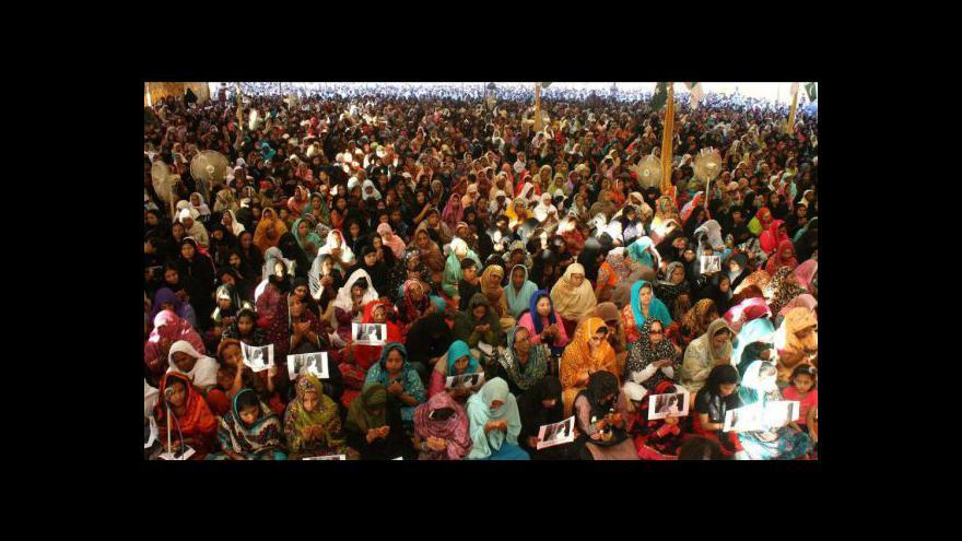 Video Pákistán vypsal odměnu za informace o útoku na mladou aktivistku