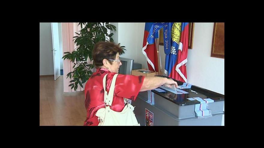 Video Začínají krajské volby