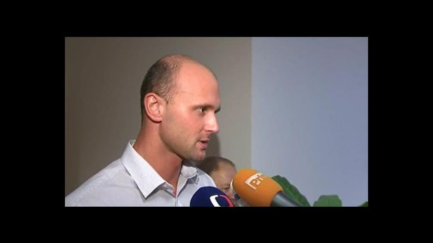 Video Hovoří zproštěný policista Michal Máčala