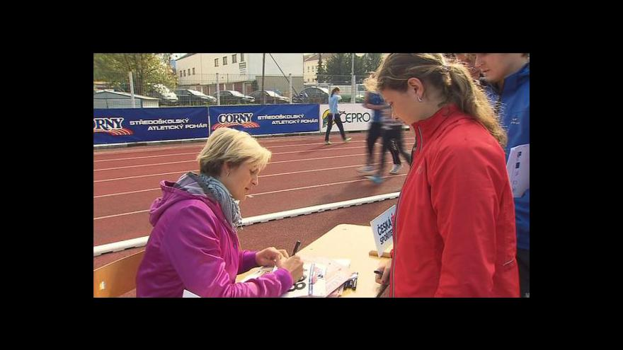 Video Reportáž Jany Pokorné