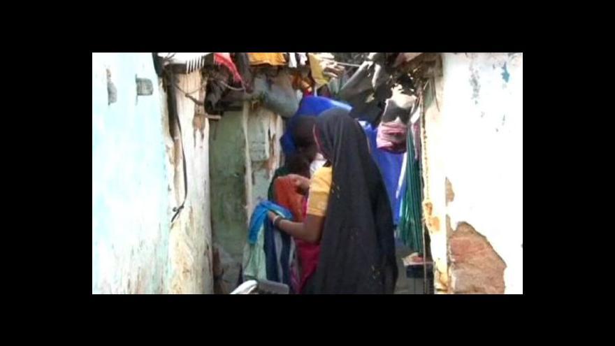Video V Indii chybí skoro 19 milionů bytů