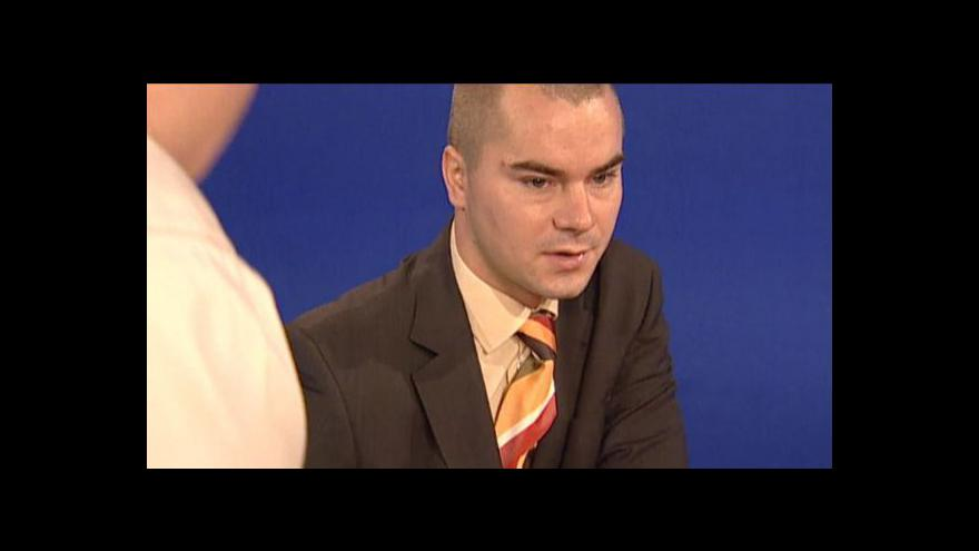 Video Události o Marku Dalíkovi a rozhovor s Lenkou Bradáčovou