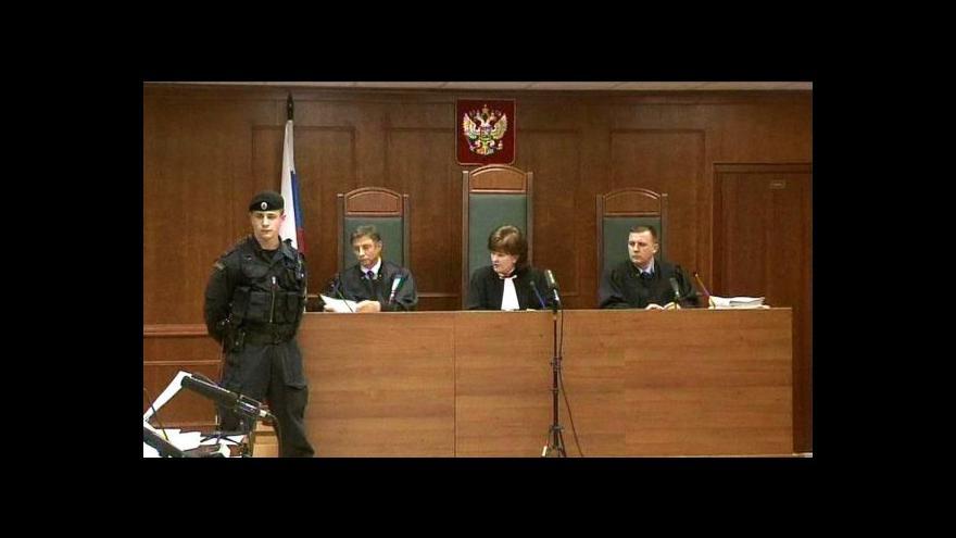 Video V Moskvě začíná soud s Pussy Riot