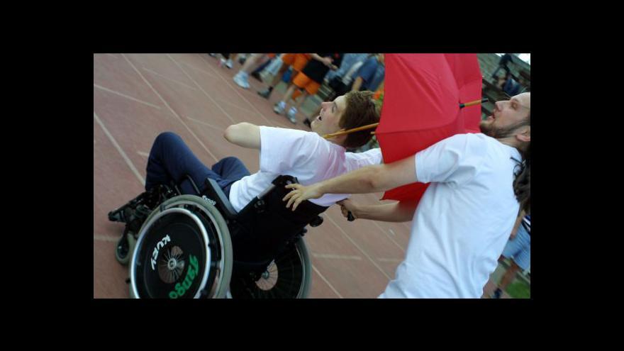 Video Rozhovor s ředitelkou Centra Paraple Alenou Kábrtovou