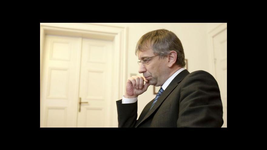 Video Spuštění důchodové reformy by se mohlo odložit