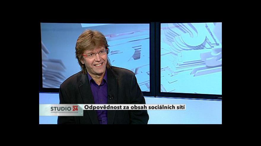 Video Rozhovor s publicistou Milošem Čermákem