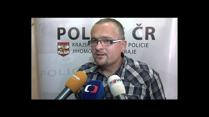 Video Hovoří kriminalista Ladislav Rozík