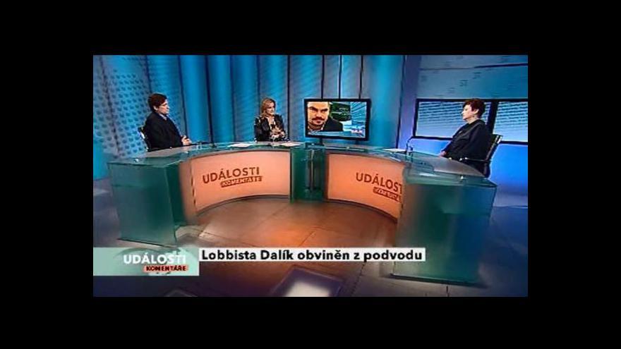 Video Rozhovor s Bohumilem Pečinkou a Vladimírou Dvořákovou