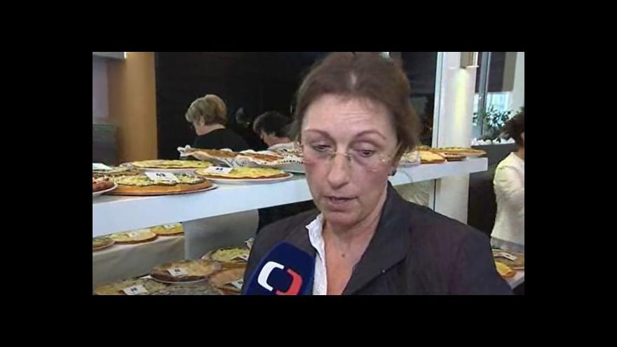 Video Hovoří pekařka z Velkých Karlovic Jana Kasalová