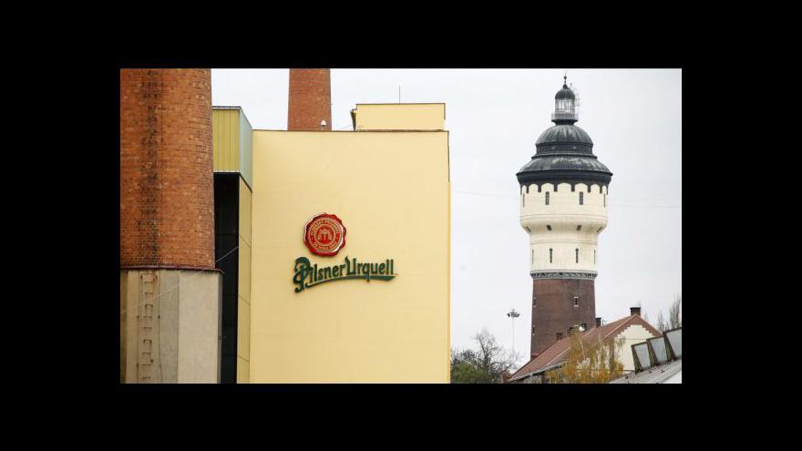 Video Plzeňský Prazdroj slaví 170 let od svého založení